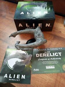 Eaglemoss Alien Movie  Derelict Ship LV-426 15.5cm Ltd edition of 3000