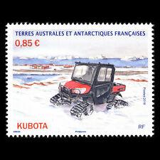 "TAAF 2018 - Vehicles ""Kubota"" Cars - MNH"