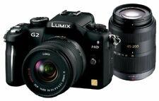 Panasonic Digital Single-Lens Camera G2 Double Zoom Lens Kit 14-42Mm / F3.5-5.6