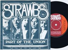 THE STRAWBS Part Of The Union Danish 45PS 1973 Sonet