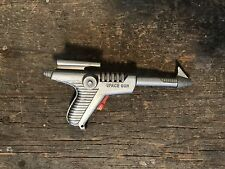 Thomas Toy SPACE GUN Target Dart Gun Junior Marksman 1950s vintage ray rare
