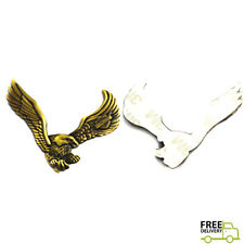 3D Logo Harley GOLD Eagle Car Truck Emblem Badge Graphics Decal stickers Trendy