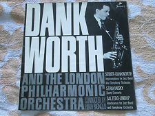 Dankworth & London Philharmonic Orchestra Improvisations SOC 963 Vinyl LP Album