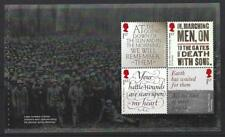 GREAT BRITAIN 2018 THE GREAT WAR PRESTIGE BOOKLET PANE 1 UNMOUNTED MINT, MNH