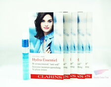 Clarins Intensive Moisture Quenching Bi-Phase Serum Samples Lot 5X0.1 = 0.5 oz!