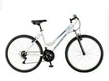 """New Roadmaster 26"""" Granite Peak Women Mountain Bike 18 Speed White FAST SHIPPING"""