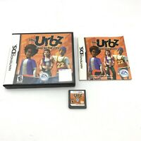 The Urbz: Sims in the City Nintendo DS Game, Original Case - Great Condition!