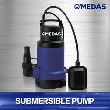 Submersible Pump for Dirty Water 750W 12000L per hour Electric