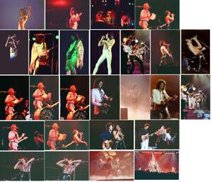 100 Queen concert photos London 1976/78, Manchester & Liverpool 1979