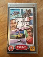 RARE SONY PLAYSTATION PSP GRAND THEFT AUTO VICE CITY STORIES GAME FACTORY SEALED