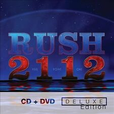 1 CENT CD/DVD 2112 [Deluxe Edition] - Rush