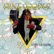 ALICE COOPER Welcome To My Nightmare CD BRAND NEW Bonus Tracks