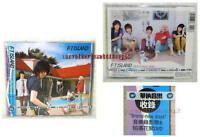 F.T Island FTIsland Brand-new days Taiwan CD+DVD Ver.A