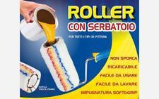 CINGHIALE ROLLER Rullo con serbatoio+dosatore,pennello per pittura-imbiancatura