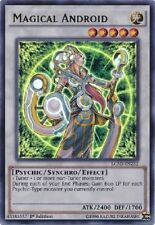 MAGICAL ANDROID Yugioh MINT 1st Legendary Collection LC5D-EN232 Ultra