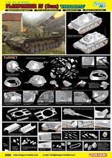 1/35 Dragon Flakpanzer IV (3cm) 'Kugelblitz' (Smart Kit) #6889A - NEW TOOL