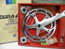 Shimano Dura Ace EX crankset model Dyna Drive with bottom bracet ,NOS