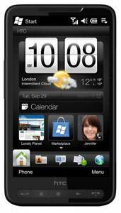 4.3'' HTC HD HD2 T8585 Microsoft Windows Mobile Phone - Black (Unlocked)