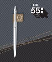 Boligrafo Inoxcrom  55  - 60 Aniversario  cromo brillo. Nuevo en caja .