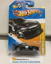 BMW Z4 M #18 * BLACK New Models * 2012 Hot Wheels * C9