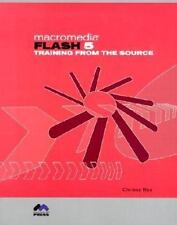 Macromedia Flash 5: Training from the Source Chrissy Rey Paperback