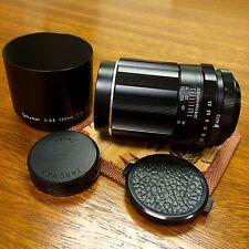 Asahi Super Takumar 135mm 3.5 Portrait Lens M42 Pentax Mamiya Mount Neat!!