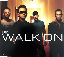 U2 Maxi CD Walk On - Vol.1 - Canada (M/M)