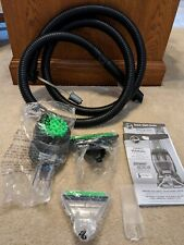 Hoover Power Scrub Hose, Upholstery, Stair, Turbine Tool Attachments & Manual