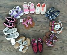Toddler Girls Size 8 Asst. Styles Sandals/Shoes NWT Each Sold Separately
