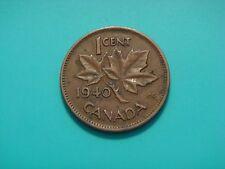 Canada 1 Cent, 1940