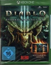 DIABLO III - ETERNAL COLLECTION - Xbox One - deutsch - Neu / OVP