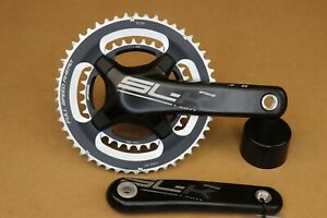 NEW FSA SL-K Light Carbon Crankset BB386EVO 170mm 50/34T 10/11-Spd Sram Shimano