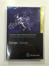 Mercedes-Benz  Navigations-DVD Comand APS - Europa - Aktuelle Version 2016/2017