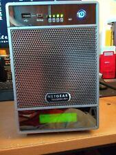 Netgear ReadyNAS NV+ (RND4000) V3 - 4 Bay NAS 8TB (4 x 2TB HDD's included)