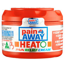 PAIN AWAY HEAT PAIN RELIEF CREAM 70G SPRAINS BRUISING INFLAMMATION ARTHRITIS