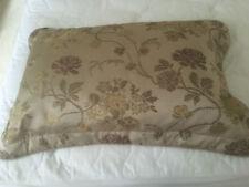 Satin Floral Decorative Cushions & Pillows