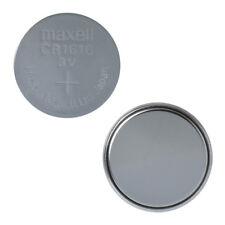 Maxell CR1616 Batería de litio 3V baterías de 20 piezas de un solo uso