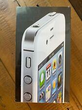 Apple iPhone 4 - 8GB - Weiß - iOS 4 - NEU + OVP - VERSIEGELT! - (Rarität)