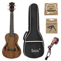 Irin Tenor Ukulele Kits 26 Zoll Walnuss Holz 18 Fret Akustik Gitarre Ukelel D4Z4