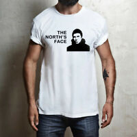 The North's Face Liam Gallagher T-shirt music manchester