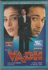 Vadh - Nana Patekar   [Dvd ] 1st Edition Released