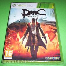 DMC DEVIL MAY CRY NUEVO Y PRECINTADO PAL ESPAÑA XBOX 360