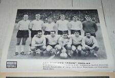 MIROIR FOOTBALL N°48 1963 NANTES STADE REIMS FONTAINE NORRKÖPING BELGIË SUISSE