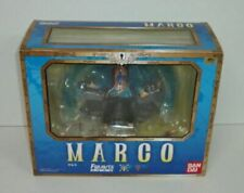 Bandai Figuarts ZERO MARCO One Piece 165mm PVC & ABS Figure from Japan F/S