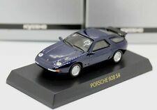 Kyosho 1/64 Porsche Collection 1 928 S4 1981 Blue