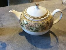 More details for wedgwood floral tapestry teapot