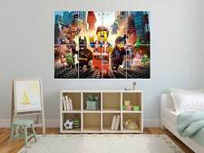 LEGO NEW FILM AVENGERS MARVEL EXPLOSION  Poster Grand format A0 Large Print ROOM