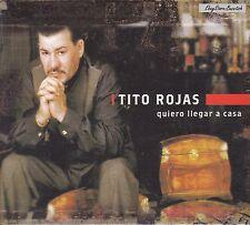 Tito Rojas Quiero Llegar A Casa CD Caja De Carton New Nuevo Sealed