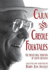 Cajun and Creole Folktales (Paperback or Softback)