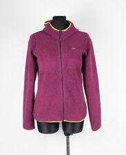 Helly Hansen Hooded Women Jumper Fleece Size M, Genuine
